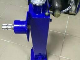 Гідробак з приводом насос-дозатор на трактор МТЗ замість ГУР