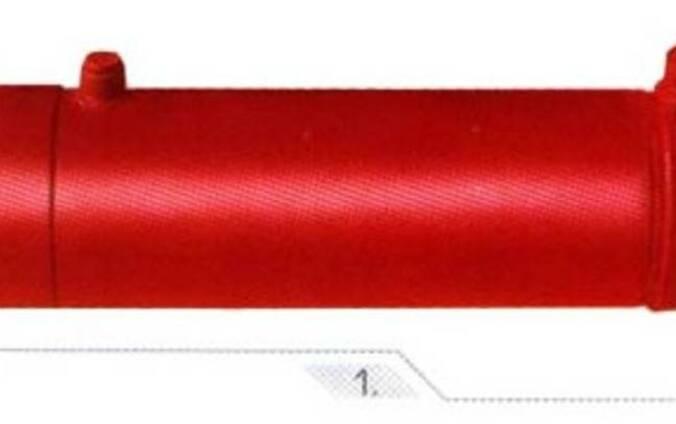 Гидроцилиндр 125 задней навески т-150(старого образца)