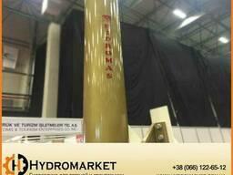 Гидроцилиндр 5-ти штоковый, фронтальный Hidromas 175-5-7100