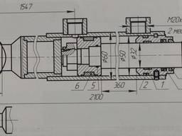 Гидроцилиндр Ц 50. 32. 360. 01. 15