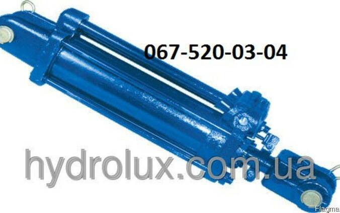 Гидроцилиндр на борону, трактор C100/40x200-3.44(515)