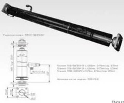 Гидроцилиндр ПТС Камаз (3-х шток) 5511