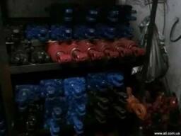 Гидроцилиндры на мусоровозы КМ-М 5551, КМ-12005 (МАЗ)