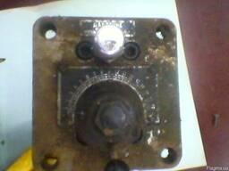 Гидродроссель Г55-13 с предохранительным клапаном складского