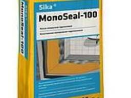 Гидроизоляционная однокомпонентная смесь Sika MonoSeal-100, 25 кг