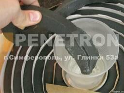 """Гидроизоляционный жгут """"Пенебар"""" (бентонитовый шнур)"""