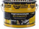 Гидроизоляция для фундамента AquaMast 18кг - фото 1