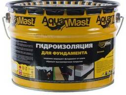 Гидроизоляция для фундамента AquaMast 18кг