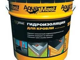 Гидроизоляция для кровли AquaMast 18кг