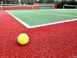 Гидроизоляция спортивных, детских площадок, теннисных кортов