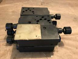Гидроклапан редукционный МКРВ 10/3м модульный