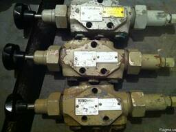 Гидроманипуляторы VW NW 10 , TGL 10925, Pn 16 mn /m², Q
