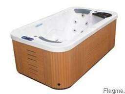 Гидромассажная ванна и SPA бассейн