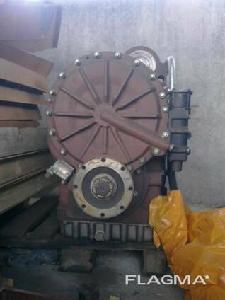 Гидромеханическая передача на БелАЗ, МоАЗ ГМП (3+1), ГМП (5+2)