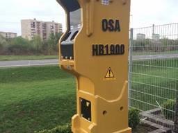 Гідромолот CAT OSA HB 1900