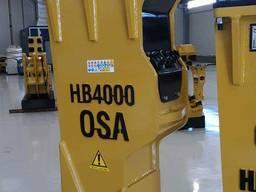 Гідромолот OSA НВ1900, НВ1500, НВ1250, НВ580, НВ350, НВ180