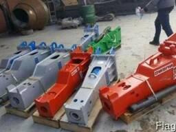 Гидромолоты новые hammer hm100/200/500/1000/1500/2900