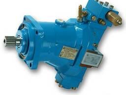 Гидромотор регулируемый 303. 3. 112. 503 (с электро управлением
