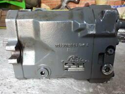 Гидромоторы Claas Jaguar