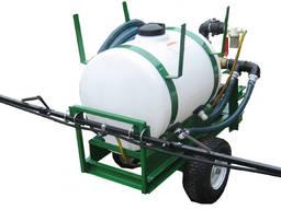 Гидропосевная установка Turbo Turf HS-50-P