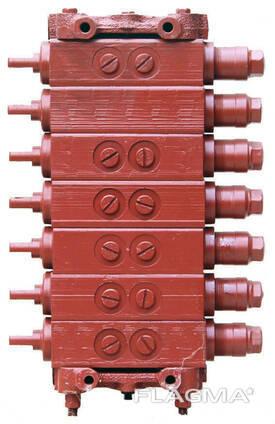 Гидрораспределитель ГА-34000 (Нива, Енисей) мускульный (7. ..