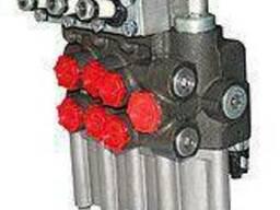 Гидрораспределитель Р80-3/1-222Г (с гидрозамком) МТЗ. ..