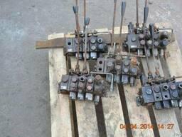 Гидрораспределитель, резистор СП, пружины, колодки, насос