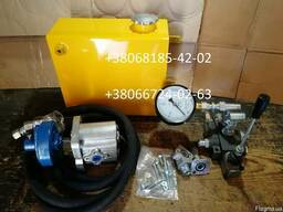 Гидростанция для проверки гидравлики (гидростенд)