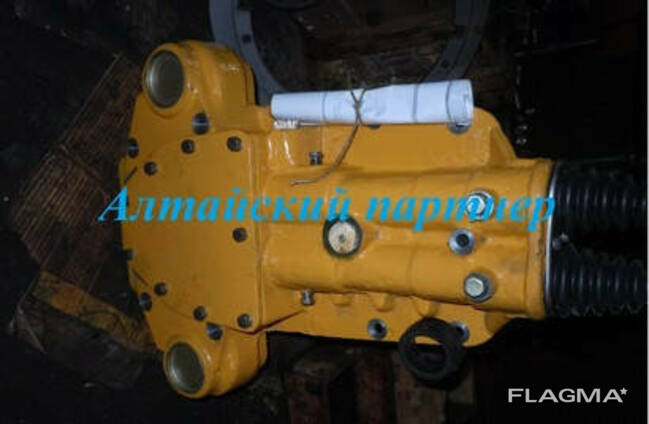 Гидроусилитель руля ГУР Т-130 (сервомеханизм) 21-17-4СП