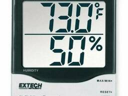 Гигро-термометр настольный с большими цифрами Extech 445703