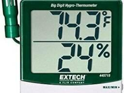 Гигрометр термо со съемным датчиком Extech 445713-TP