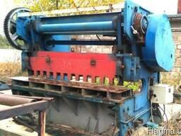Гильотина механическая 12мм x 2270мм