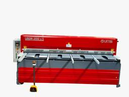 Гільотині нижиці механічні RGM, НКЧ6020