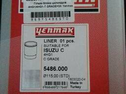Гильза блока цилиндров 4HG1 4HG1T grade3x Yenmak
