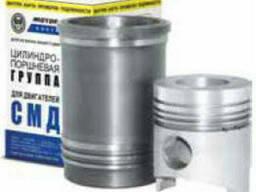 Гильза + поршень СМД-60, СМД-66, СМД-72 (Т-150) (4К)