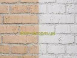Гипсовая плитка ретро кирпич Лофт под покраску