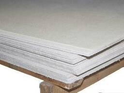 Гипсоволокнистый лист (ГВЛ) 2500х1200х10