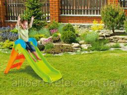 Гірка Boogie Slide зелено-салатова (Keter)