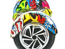 "Гироборд Смартвей Kronos W2-8T-3 2 мотора 350W колеса 8"" Bluetooth свет над колесами. .."