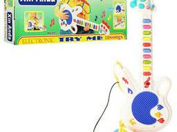 Гитара игрушечная Metr+ с микрофоном (957MR)