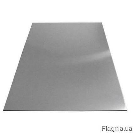 Лист алюминиевый 2х1000х2000мм, 1050 (АД0), алюминий