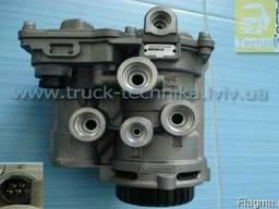 Тормозной кран прицепа Daf Man Iveco Scania 81523016208