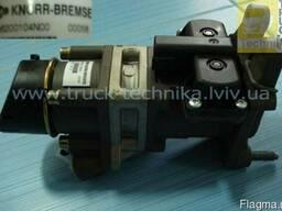 Главный тормозной кран с EBS Premium