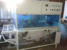 Глазировочная машина ГМД-600 С