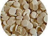 Глазурь 301/5 кондитерская белая (чипсы), 15 кг - фото 1