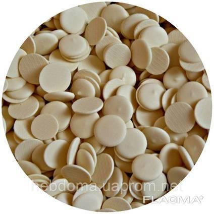 Глазурь 301/5 кондитерская белая (чипсы), 15 кг
