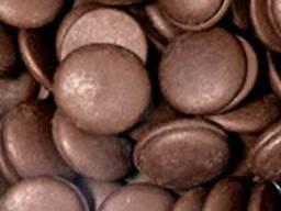 Глазурь кондитерская шоколадная темная