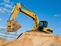 Глины строительные купить в Одессе