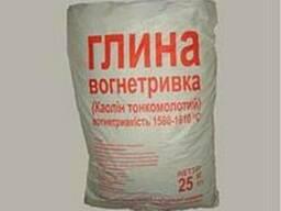 Глина ПГОСА класс А (25кг)