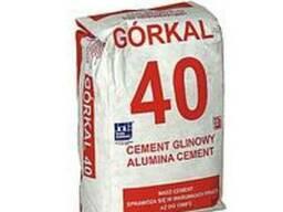 Глиноземистый Цемент ГЦ40 (50кг)
